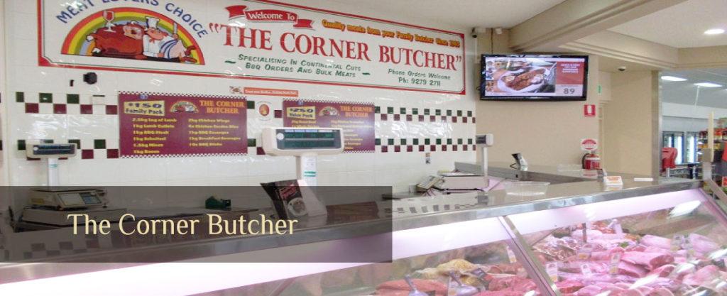 The Corner Butcher